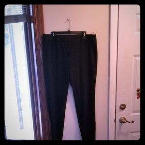 Michael Kors black dress pants